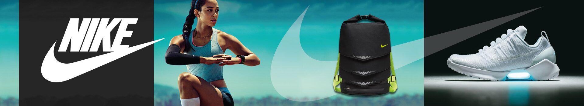 Nike, banner, Original